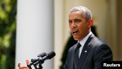 باراک اوباما رئیس جمهوری ایالات متحده، ۶ خرداد ۱۳۹۳