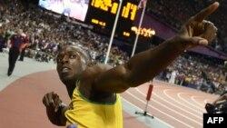 Chiến thắng vang dội nhất ngày thi đấu thứ 9 tại Olympic thuộc về vận động viên Usain Bolt của Jamaica