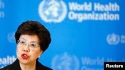 世衛總幹事陳馮富珍日前解釋如何應對伊波拉疫情