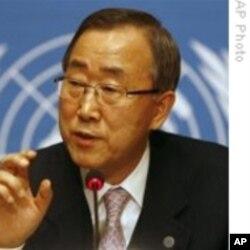 اقوام متحدہ کے سیکرٹری جنرل