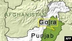 Pakistan, Punjab map