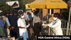 U Rwanda ruritegurira icyorezo cya Ebola