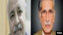 د خیبر پښتونخوا اعلا وزیر پرویزخټک او ډاکټر سید عالم محسود