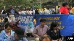 Демонстрации в Нью-Йорке не нарушили хода Генеральной Ассамблеи ООН
