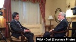 آقای عبدالله میگوید افغانستان یک روز بدون کمک جامعۀ بین المللی، تحمل آورده نمیتواند.