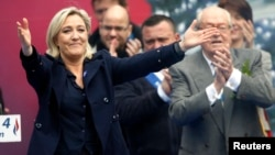 Liderka Nacionalnog fronta, Marin Le Pen (Arhiva)
