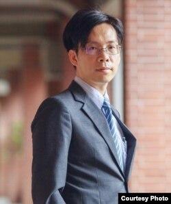 台湾中山大学政治所教授刘正山。(刘正山提供)