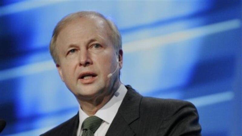 بریتیش پترولیوم مدیر اجرایی آمریکایی خود را در هیات مربوط به فعالیت در ایران قرار نداد
