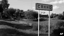 Before World War II, Senno, Belarus was a Jewish town