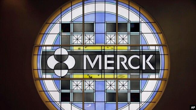 Logoja e kompanisë Merck
