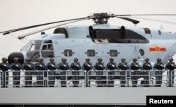 资料照:中国Z-8运输直升机