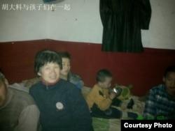 据报被当局刑拘的河南访民胡大料(维权网)