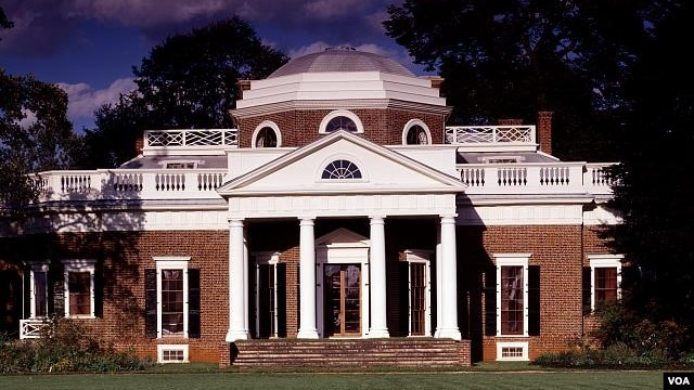 monticello essay Thomas jefferson's monticello - charlottesville's star attraction  you can get an impression of (modern) life in charlottesville in this huge photo essay.