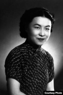作家杨绛在1941年