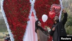 Islamabad ျမိဳ႕မွာ ခ်စ္သူမ်ားေန႔ ျမင္ကြင္း (၂၀၁၆)