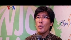 Festival Enjoy Jakarta di Los Angeles, California - Liputan Feature VOA