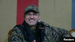 Mustafa Badreddine wari umuyobozi mu mutwe wa Hezbollah