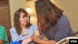 """Mnogi koji potraže pomoć u """"Kući milosti"""" zahvalni su Marthi Clements na spremnosti da im pomogne"""