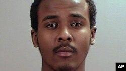 Abdirahman Yasin Daud, salah satu dari beberapa pria Minnesota yang didakwa berkonspirasi untuk pergi ke Suriah dan bergabung dengan ISIS.