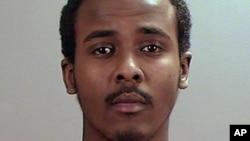 Abdirahman Yasin Daud, mmoja wa watuhumiwa wanaodaiwa kupanga kwenda Syria kujiunga na kundi la Islamic State.