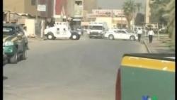 2011-10-12 粵語新聞: 巴格達多宗爆炸17人死