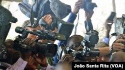 Jornalistas, Moçambique