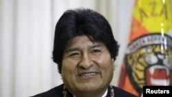 El presidente Evo Morales ha sido el gobernante boliviano que más tiempo ha permanecido en el poder.