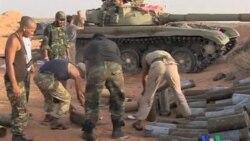 شورای ملی انتقالی لیبی می گوید نیروهای قذافی سلاح های چینی را از طریق الجزایر دریافت می کردند