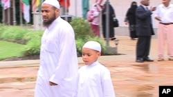 Американские мусульмане (архивное фото)