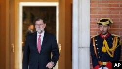İspanya'da iktidar partisi hariç önde gelen partilerin hepsi Rajoy'un istifasını istiyor