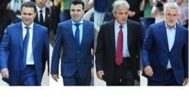 Shkup, marrëveshje për reformën zgjedhore