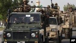 قوای نظامی پاکستان یک و نیم سال پیش عملیات نظامی را در وزیرستان شمالی آغاز کرد.