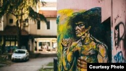 Bruce Lee (FOTO Roots Riddimz)