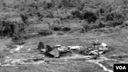 Lockheed L-049 ჩამოგდების ადგილი ბულგარეთში