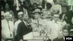 Priča o Martinu Lutheru Kingu