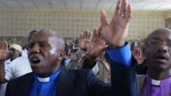 Report on Churches Filed By Taurai Shava
