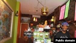 Mana juusii 'Oasis Jimma Jucie Bar'