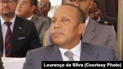 Patrice Trovoada, antigo primeiro-ministro são-tomense e líder da ADI