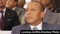 Patrice Trovoada, primeiro-ministro de São Tome e Príncipe