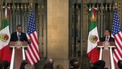 Obama in Mexico to Boost Trade, Security Cooperation