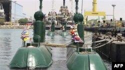 İran Qırmızı dənizə sualtı qayıqlarını göndərib