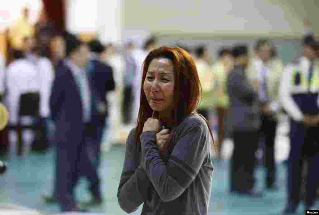 اس جہاز پر 459 افراد سوار تھے اور یہ مشہور سیاحتی جزیرے جیجو کی طرف جا رہا تھا کہ یہ واقعہ پیش آیا۔