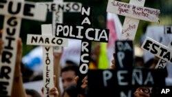 Amnistía Internacional criticó la investigación del caso de los 43 estudiantes en Iguala, México.