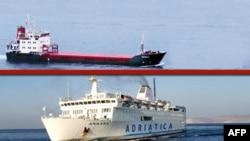 Akdeniz'de Çarpışan İki Türk Gemisinden 8 Kişi Kayıp