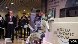 Հարավ-Կորեական ՀՅՈՒԲՈ անունով ռոբոտը