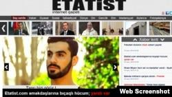 Etatist.com saytı