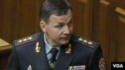 烏克蘭國防部長瓦列里•謝列特