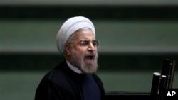 Tổng thống Iran Hasan Rouhani