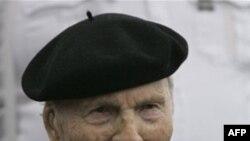 Cụ Frank Buckles, cựu chiến binh cuối cùng của Thế Chiến Thứ Nhất