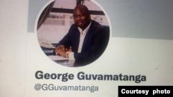 UMnu. George Guvamatanga (Source: George Guvamatanda/Facebook page)